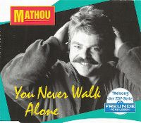 Cover Mathou - You Never Walk Alone