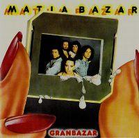 Cover Matia Bazar - Gran Bazar