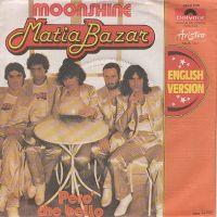 Cover Matia Bazar - Moonshine