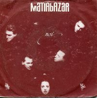Cover Matia Bazar - Noi