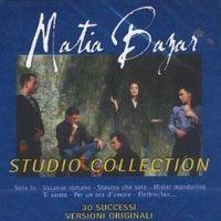 Cover Matia Bazar - Studio Collection