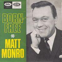 Cover Matt Monro - Born Free