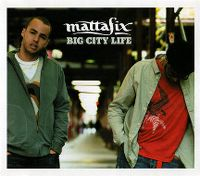 Cover Mattafix - Big City Life