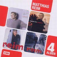 Cover Matthias Reim - 4 Alben