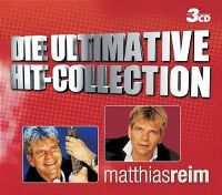 Cover Matthias Reim - Die ultimative Hit-Collection
