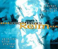 Cover Matthias Reim - Du machst mich verrückt