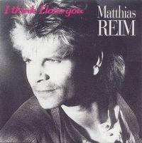 Cover Matthias Reim - I Think I Love You