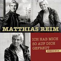 Cover Matthias Reim - Ich hab mich so auf dich gefreut (Remix 2014)