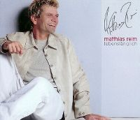 Cover Matthias Reim - Lebenslänglich