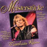 Cover Matthias Reim - Meisterstücke