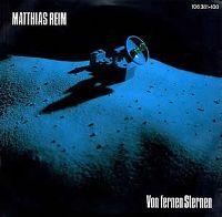Cover Matthias Reim - Von fernen Sternen