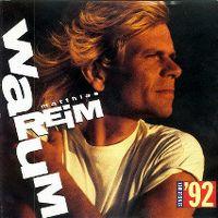 Cover Matthias Reim - Warum