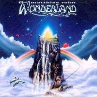 Cover Matthias Reim - Wonderland