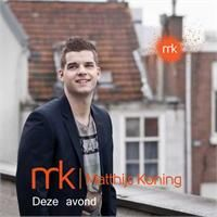 Cover Matthijs Koning - Deze avond
