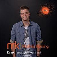 Cover Matthijs Koning - Drink nog wat van mij