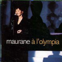 Cover Maurane - À l'Olympia