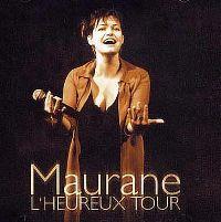 Cover Maurane - L'heureux tour