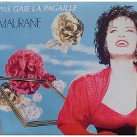 Cover Maurane - Pas gaie la pagaille