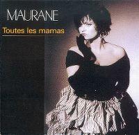 Cover Maurane - Toutes les mamas