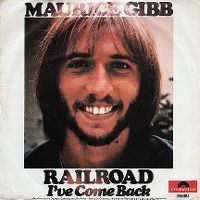 Cover Maurice Gibb - Railroad