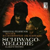 Cover Maurice Jarre - Schiwago-Melodie (Lara's Theme)
