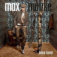 Cover Max Mutzke - Black Forest