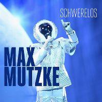 Cover Max Mutzke - Schwerelos