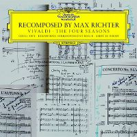 Cover Max Richter / Daniel Hope / Konzerthaus Kammerorchester Berlin / André De Ridder - Recomposed By Max Richter - Vivaldi: The Four Seasons