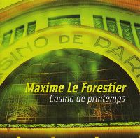 Cover Maxime Le Forestier - Casino de printemps