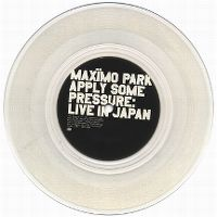 Cover Maxïmo Park - Apply Some Pressure