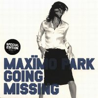 Cover Maxïmo Park - Going Missing