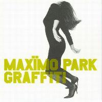 Cover Maxïmo Park - Graffiti