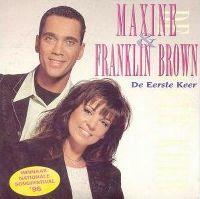 Cover Maxine & Franklin Brown - De eerste keer