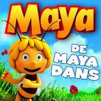 Cover Maya de Bij - De Maya dans