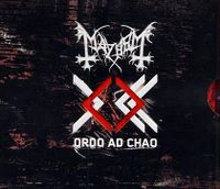 Cover Mayhem - Ordo Ad Chao