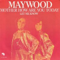 Cover Maywood - Mother How Are You Today