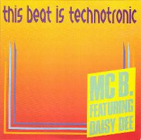 Cover MC B. feat. Daisy Dee - This Beat Is Technotronic