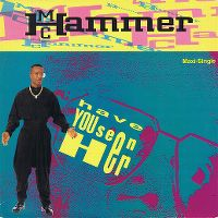Cover MC Hammer - Have You Seen Her