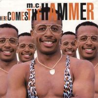 Cover MC Hammer - Here Comes The Hammer