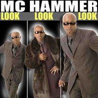 Cover MC Hammer - Look Look Look