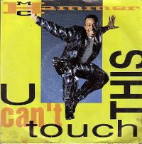 Cover MC Hammer - U Can't Touch This