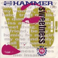 Cover MC Hammer - Yo!! Sweetness