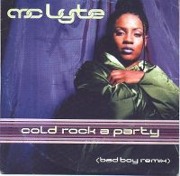 Cover MC Lyte - Cold Rock A Party
