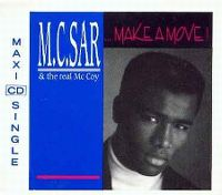 Cover M.C. Sar & The Real McCoy - Make A Move