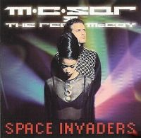 Cover M.C. Sar & The Real McCoy - Space Invaders