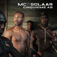 Cover MC Solaar - Cinquième as