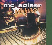 Cover MC Solaar - Galaktika