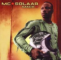Cover MC Solaar - Mach 6