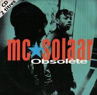 Cover MC Solaar - Obsolète