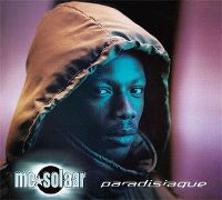 Cover MC Solaar - Paradisiaque